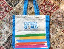 UNDP SDG Tote Bag